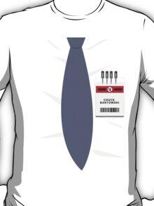 Nerd Herd - Chuck Bartowksi T-Shirt
