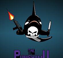 The Punishamu (iPhone Case)  by Malc Foy