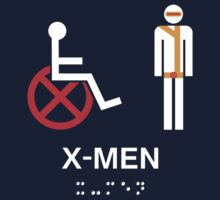 X-Men's Room by apalooza