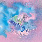 """""""Pink Spasms"""" by jaartist29"""