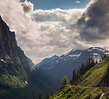 Glacier National Park 9 by Miles Glynn