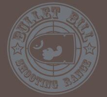 BULLET BILL SHOOTING RANGE Kids Clothes