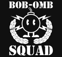 BOB-OMB SQUAD by DREWWISE