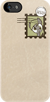Derpy Mail by Rachael Thomas