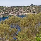 Blue Lake, Mount Gambier South Australia by TonyCrehan