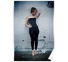 Tina-Black Tights-1 Poster