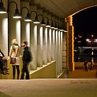 An evening at Bond University by Gavin Lardner