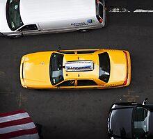 Yellow Cab by William Davies