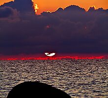 Sunset Heaven. by tutulele