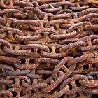 Rusty chain. by cloud7