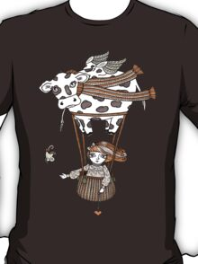 Millies Moo Mobile T-Shirt