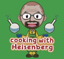 Cooking with Walt T-Shirt