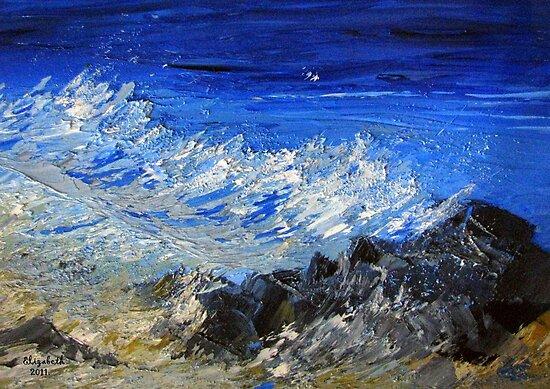 The rhythm of the ocean by Elizabeth Kendall