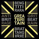 Brit Beat by Bjondon