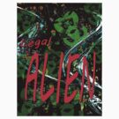 Legal Alien by Terri Chandler