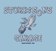 Stork and Sons Garage Kids Clothes