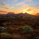 Sunrise over Coigach. Scotland. by photosecosse /barbara jones