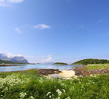 Norwegian Landscape by SeeOneSoul