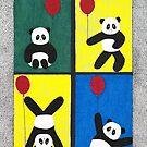 Panda Fun by Judy Newcomb