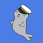 Skipper Seal by zoel