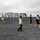 Stonehenge, Wiltshire by Nick Coates