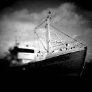 Iceland Boat by BenjFavrat
