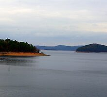 Broken Bow Lake by wa7ial