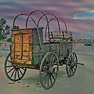 Chuck Wagon by Ned Elliott