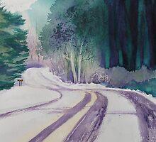 The Road Not Taken by Debbie Loyd