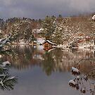 Almost Christmas by Dawne Olson