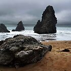 Rodeo Beach Towers by Matt Hanson