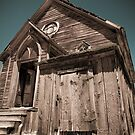 Ghost Town- Church by Josh220