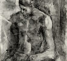 Figure Drawing by George Syrimis
