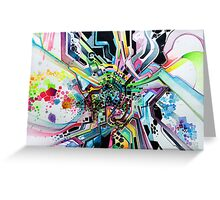 Technicavity - Watercolor Painting Greeting Card