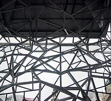 Federation Square Building by Andrejs Jaudzems