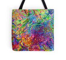 This Page Intentionally Left Blank - Digital Art & Painting Tote Bag