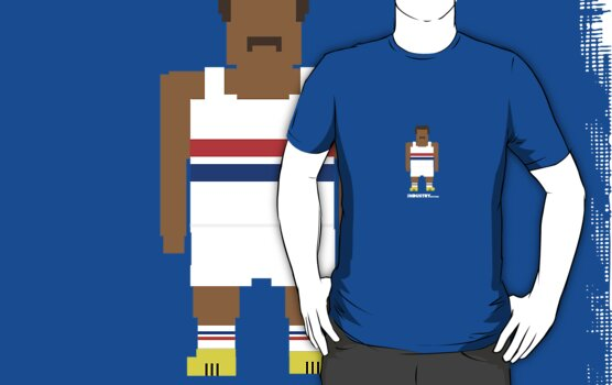 Daley Thompson by tinyindustry