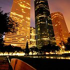 Houston Twilight by tiptoncreative