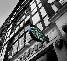 Starbucks by Roxy J