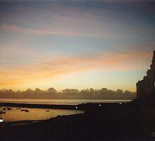 Lanzarote Dawn 01 by Karen  Securius