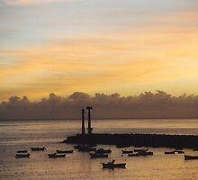 Lanzarote Dawn 02 by Karen  Securius