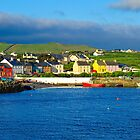 Portmagee, Co. Kerry, Ireland by Stefan Schnebelt