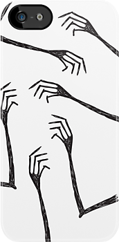 creep hands by smallroarpress
