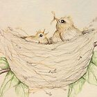 Nest & Baby by Karen  Securius