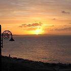 Lyme Regis Dawn by Rachel Tyrrell
