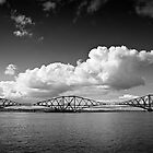 Forth Bridge by Dorit