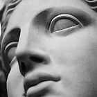 Bust of Sapho by Colin Wilson