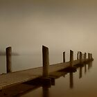 Loch Tay Jetty by Colin Wilson