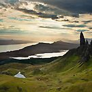 The Old Man of Storr by Brian Kerr