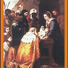Bartolomé Esteban Murillo's Adoration of the Magi by Harveylee